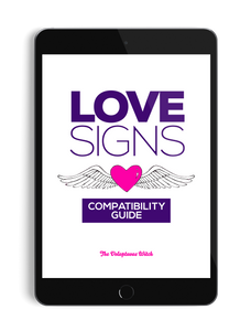 Love Signs Compatibility Guide (Preorder) - thevoluptuouswitch