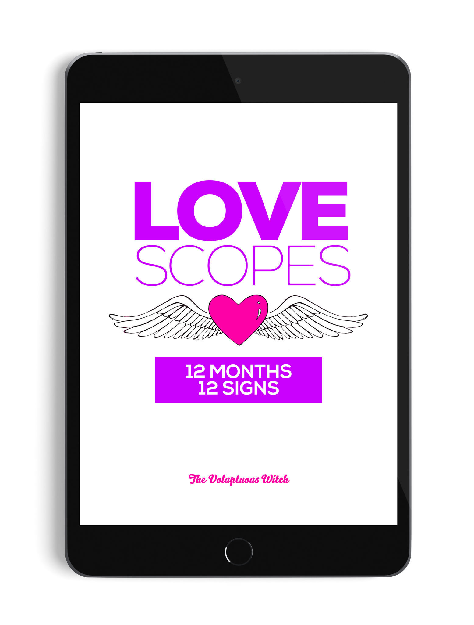 LoveScopes: 12 Months for 12 Signs (Preorder)