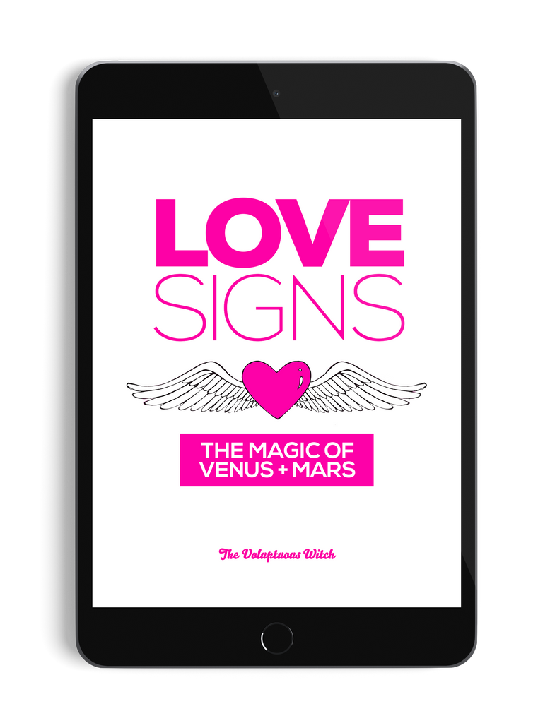 Love Signs: The Magic of Venus + Mars Guide - thevoluptuouswitch