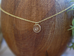 Signature Collection Disc Necklace - Football
