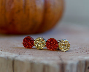 Druzy Hair Clip - KC Love