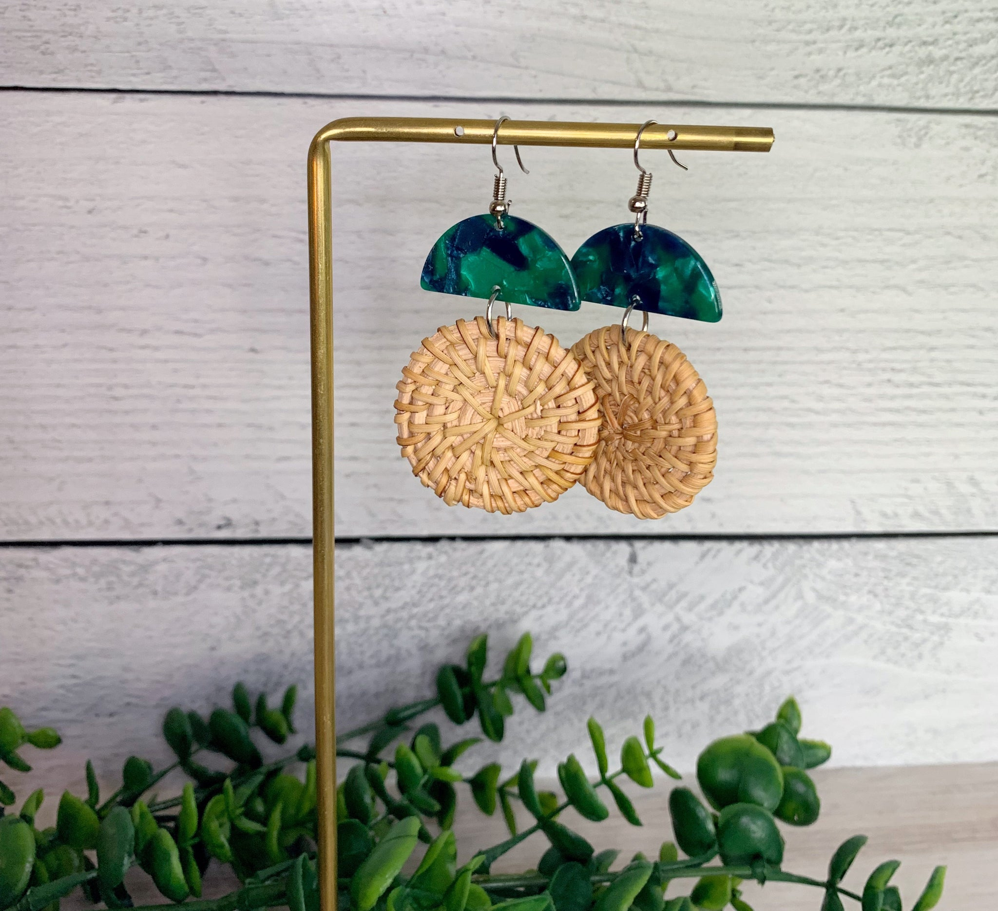 Lost in Paradise Earring - Tropical