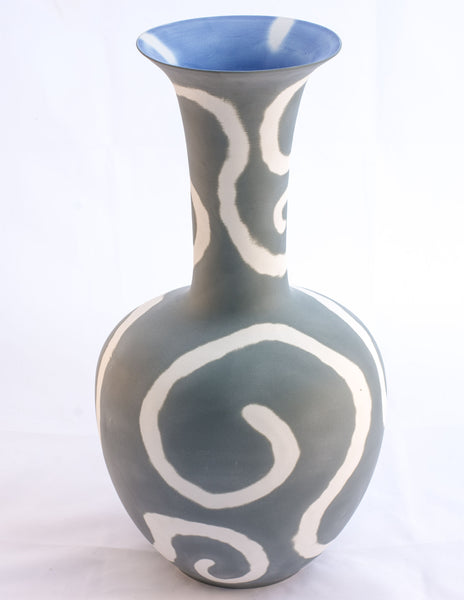 MORNING GLORY VASE