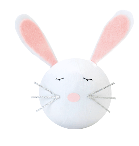 Bunny Surprise Ball 4""