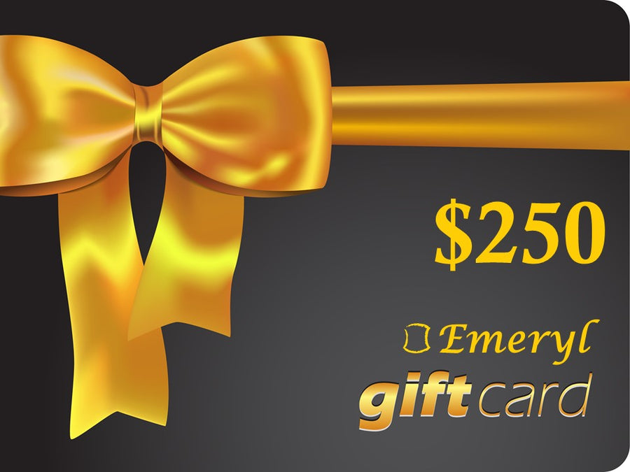 Gift Cards Available (Denominations from $50 - $1,000)