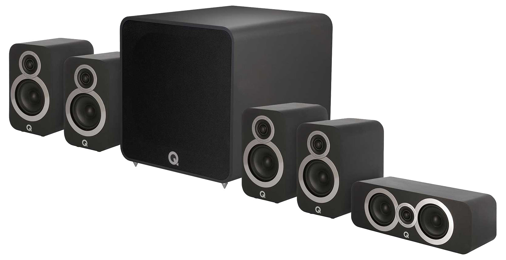 3010i 5.1 Plus Home Theater System