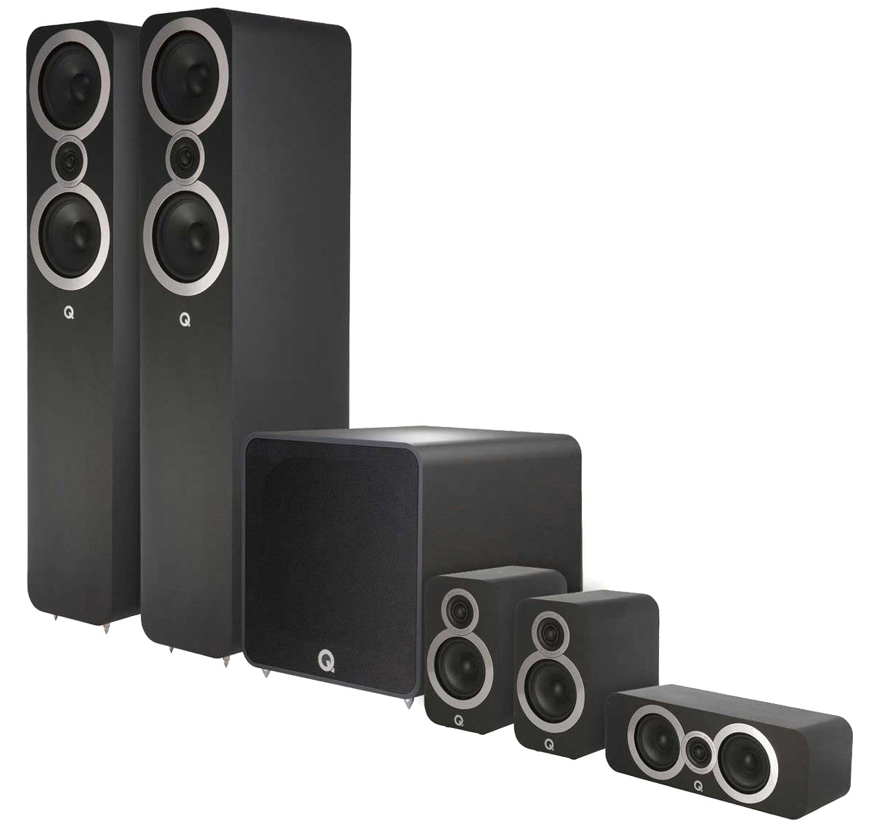3050i 5.1 Plus Home Theater System