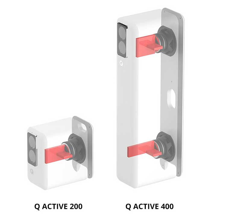 Q Active 200 and 400