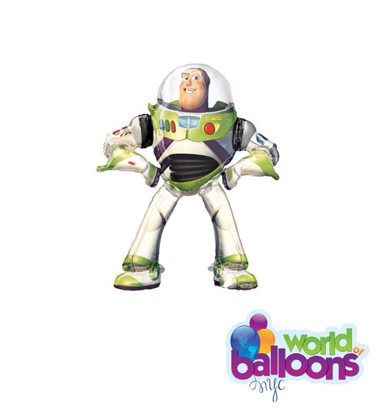 "Buzz Lightyear 53""  Airwalker Balloon"