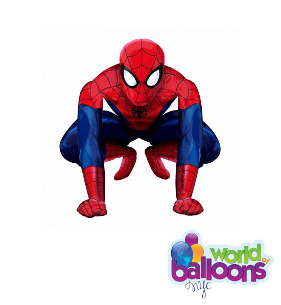 Spiderman Airwalker Balloon