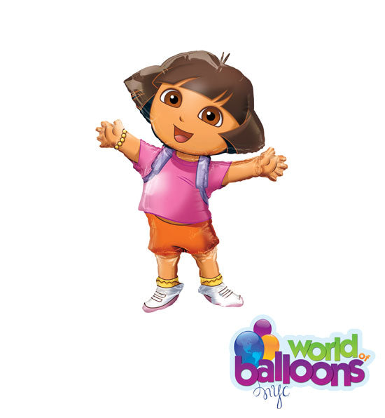 "Dora Airwalker 52"" Balloon"