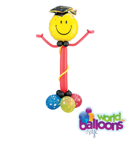 Graduate Balloon Sculpture