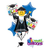 Grad You Did it! Balloon Bouquet