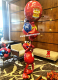Elmo Airwalker Balloon Bouquet