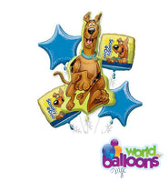 Scooby Doo Balloon Bouquet