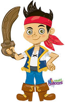 Jake the Pirate  Airwalker Balloon