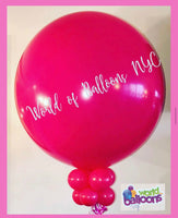 Amazing Personalized Balloons.