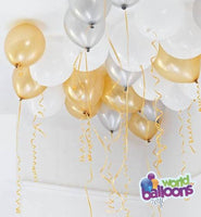 25 Ceiling Balloons