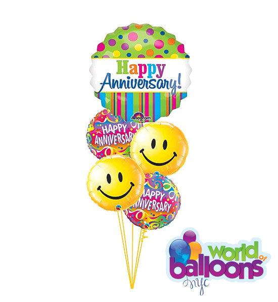 Anniversary Balloon Bouquet