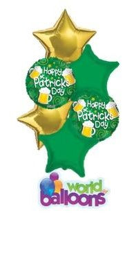 Holiday Balloons St Patricks