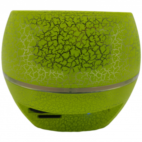 Toytexx A36 Mini Portable Bluetooth Speaker-Green
