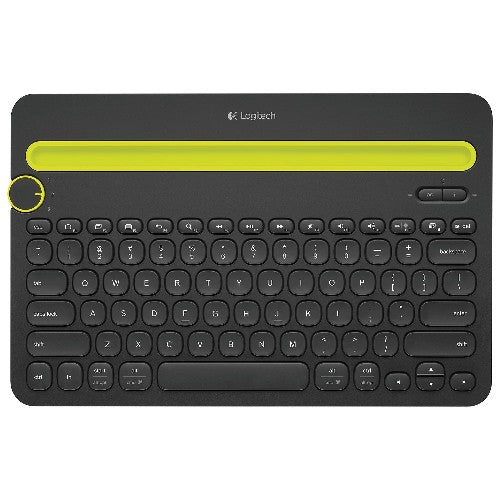 Logitech K480 Bluetooth Multi-Device Keyboard (920-006342) - Black - Open Box
