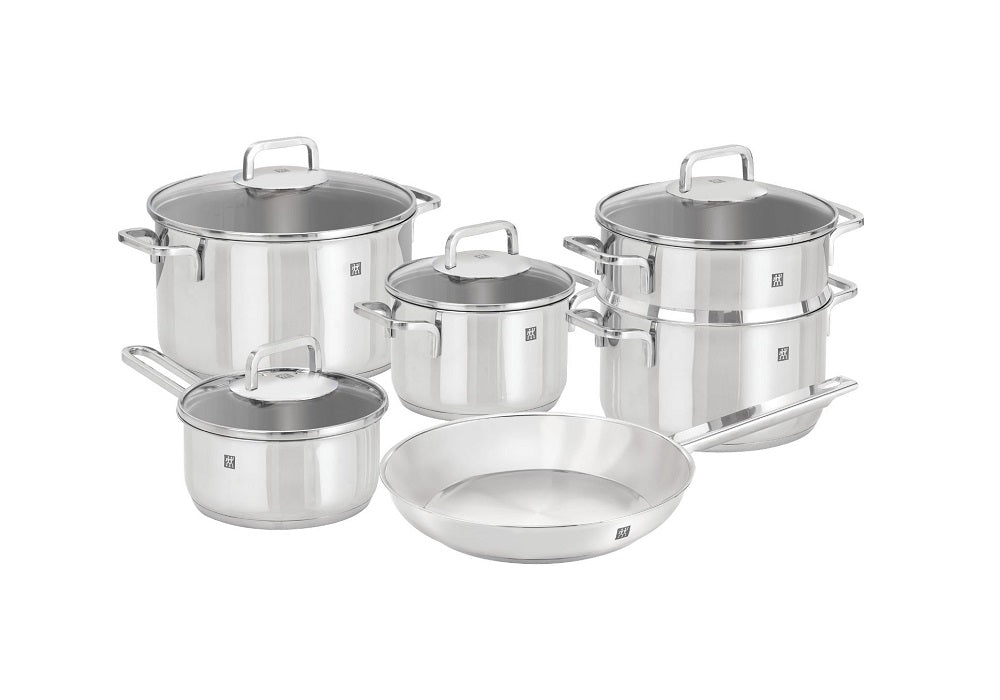 ZWILLING Quadro 10 pc Cookware Set 65060-001