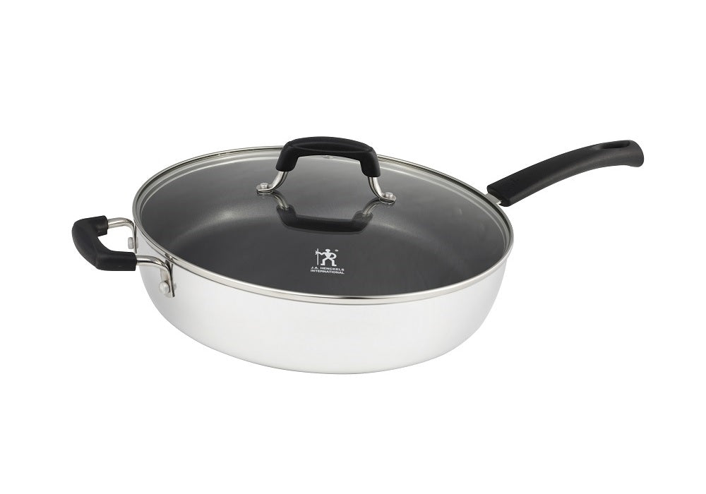 Henckels Kitchen Elements 5.0 Qt 4.75L Non-Stick Saut'pan with Lid 70001-002