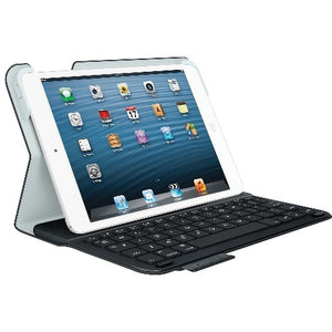 Logitech Ultra thin iPad Mini Keyboard Case (920-005893) - Carbon Black - Open Box