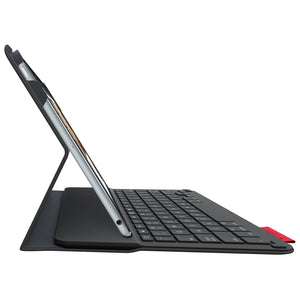 Logitech Type+ Ipad Air 2 Keyboard Folio Case(920-006912) - Black - Open Box