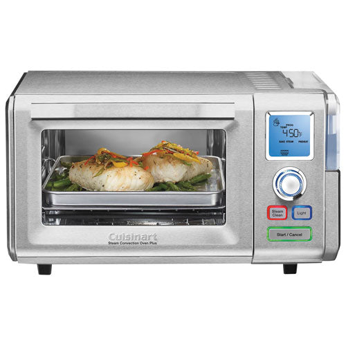 Cuisinart Steam & Convection Toaster Oven with Self Clean (CSO-300NC) - Refurbished