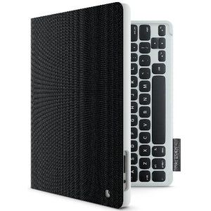 Logitech Keyboard Folio Case iPad 2/3rd/4th Generation(920-005460) - Carbon Black - Open Box
