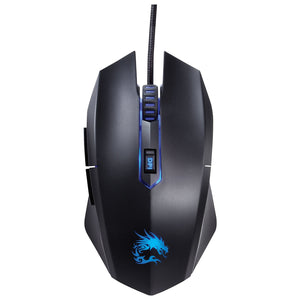 Lexma 8200DPI Laser Mouse, Black (G95) - Refurbished
