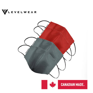 Levelwear Guard 1 Face Covering 4  pcs