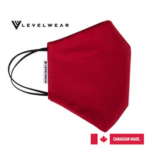Levelwear Guard 1 Face Covering Prepack of 2 Red