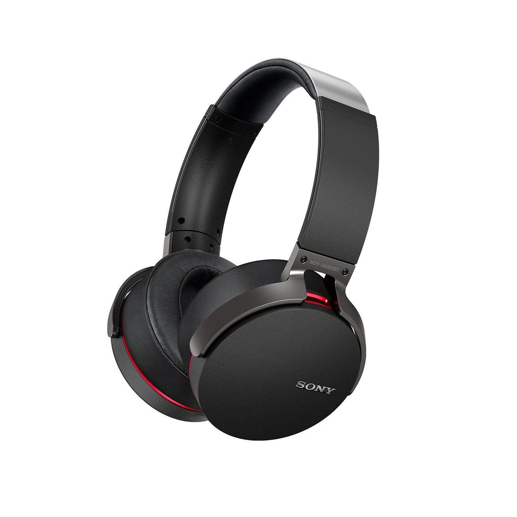 Sony Extra Bass Bluetooth Headset, Black (MDR-XB950BT) - Refurbished