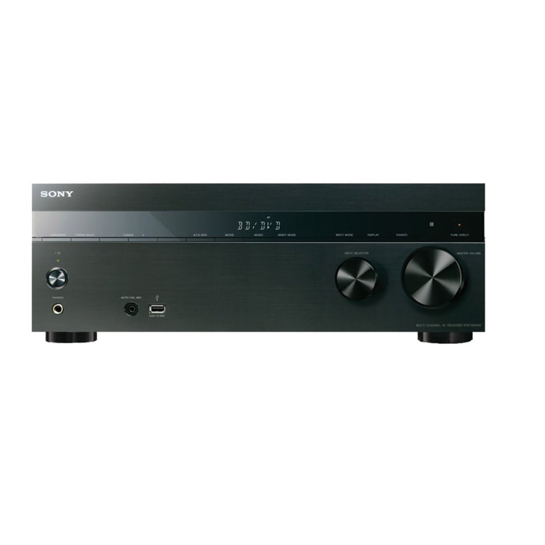 Sony 5.2 Channel A/V Receiver (STR-DH550) - Open Box