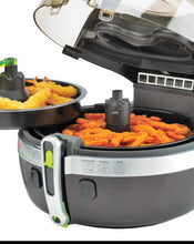 T-Fal YV960151 ActiFry 2 in 1 - Black -  Blemished Box + 1 Year Full Warranty