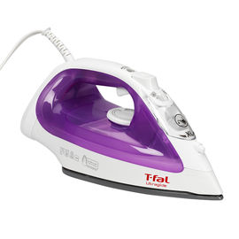 T-Fal Ultraglide Steam Iron (FV2622QO)-Purple/White -1400W Open Box/Full Warranty