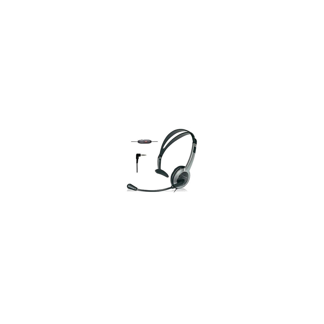 Panasonic KX-TCA430 Comfort-Fit Foldable Headset - Open box