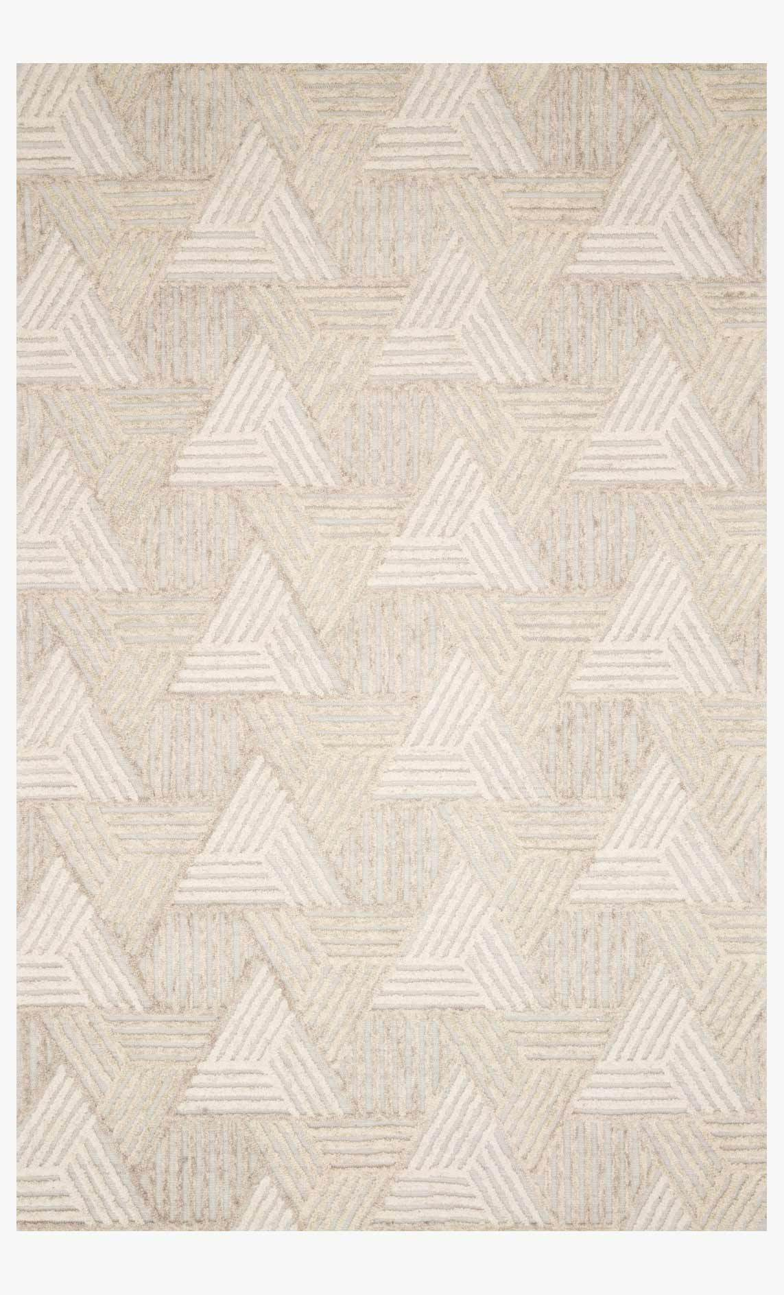 EHREN COLLECTION - EHR-04 OATMEAL/IVORY - Home Office Makeover