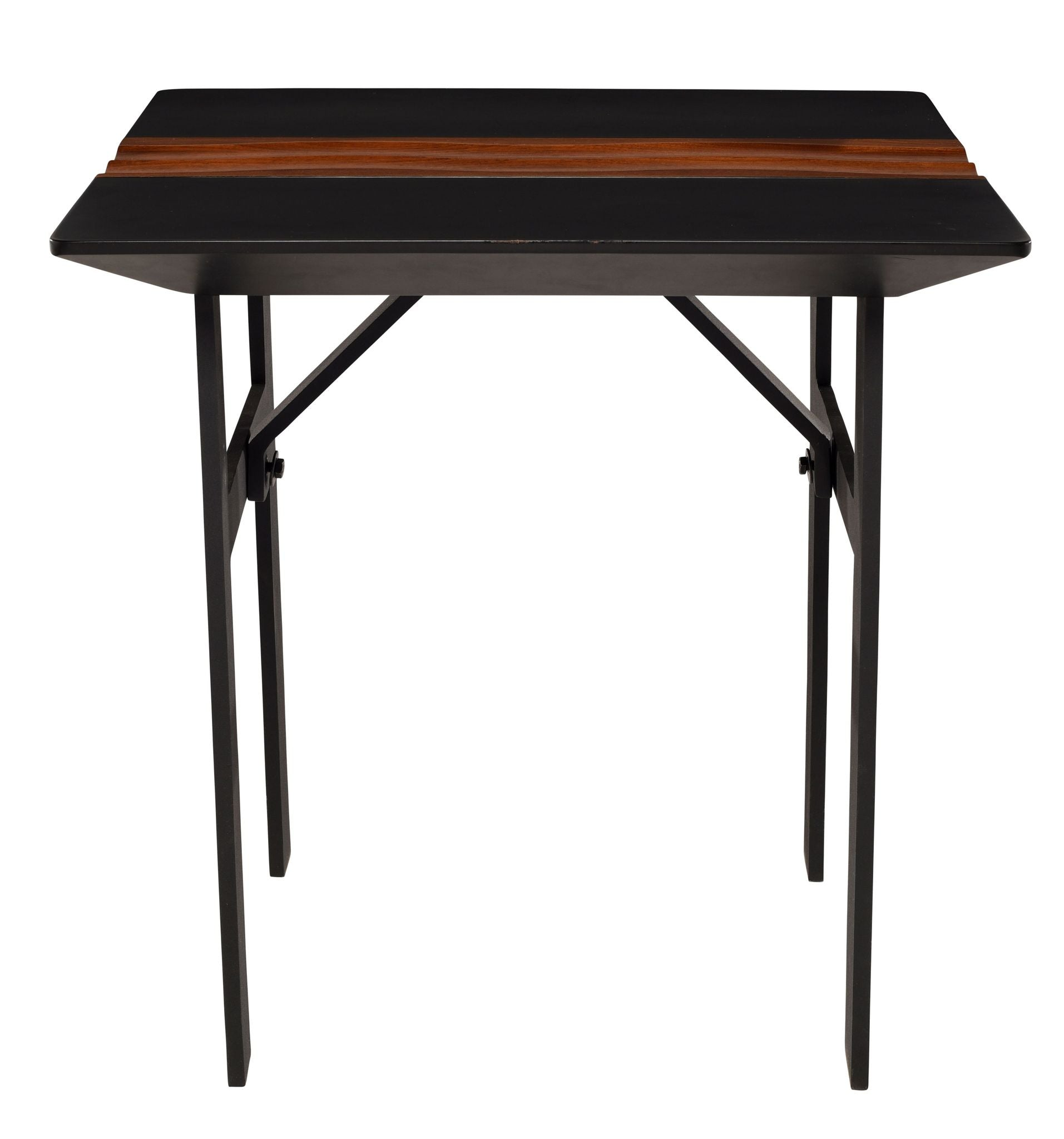 SWELL SIDE TABLE -  BLACK - Home Office Makeover