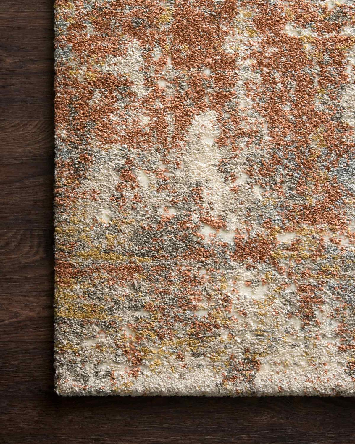 LANDSCAPE COLLECTION - LAN-03 RUST - Home Office Makeover
