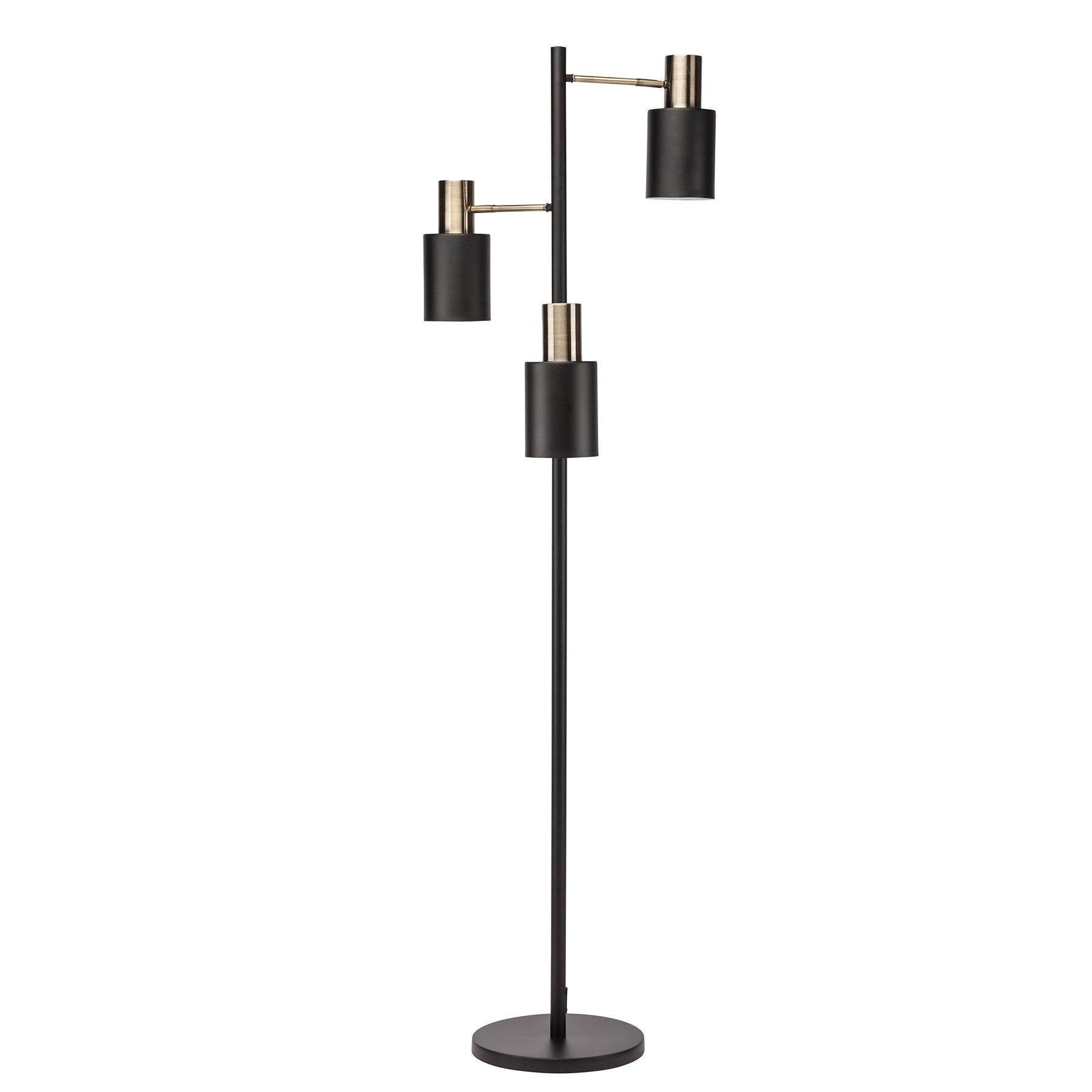 LUCCA TABLE LIGHT - BLACK - Home Office Makeover