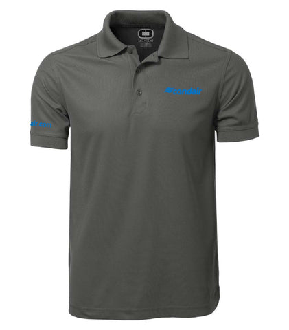 Men's Golf Shirt - Grey