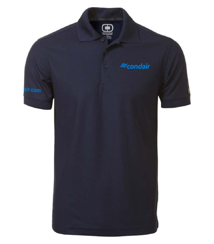 Men's Golf Shirt - Navy