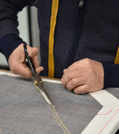 True craftsmanship: handmade ties