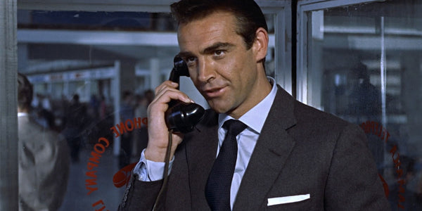 James Bond Grenadine Tie Dr. No
