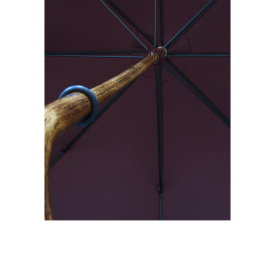 Amidé Hadelin | Hickory classic umbrella, bordo