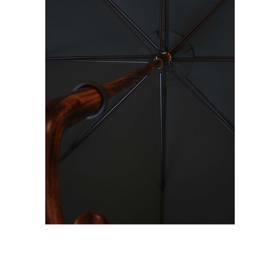 Amidé Hadelin | Hickory classic umbrella, dark green